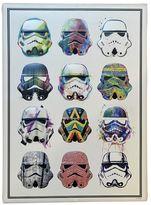 Star Wars Storm Trooper Wall Art