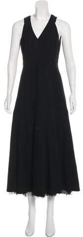 Chanel Sleeveless A-Line Dress