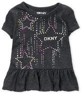 DKNY Toddler Girls) Starry Night Tee