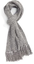 HUGO BOSS Men's T-Bassetto Cashmere & Wool Scarf