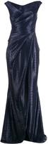 Talbot Runhof Towanda dress