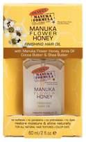 Palmers Manuka Flower Honey Finishing Hair Oil - 2 fl oz
