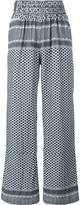Cecilie Copenhagen Keffiyeh Cotton Trousers