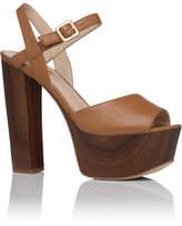 GUESS Den Platform Heel