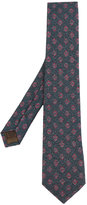 Church's paisley patterned tie