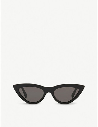 Celine Cl4019 cat eye-frame sunglasses