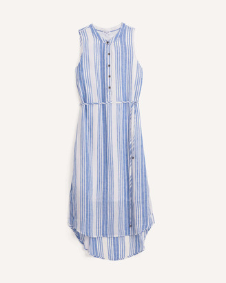Splendid Henley Dress in Stripe