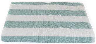 Fibertone by 1888 Mills Fibertone Cabana Stripe Beach Towel, Seafoam