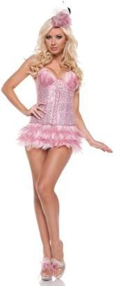 Mystery House Flamingo Costume
