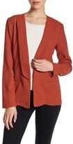 Cupcakes And Cashmere Long Sleeve Blazer Jacket