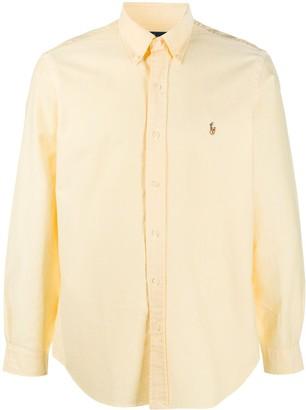Polo Ralph Lauren Button-Down Logo Shirt
