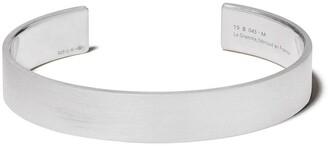Le Gramme Le 33 ribbon bracelet