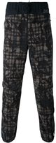 Adidas By White Mountaineering - Adidas Originals x White Mountaineering patterned track pants - men - Polyester - XS