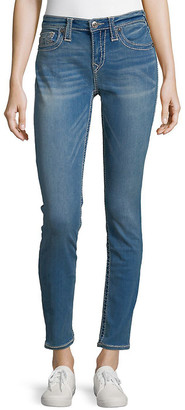 True Religion Light Skinny Curvy Skinny Leg