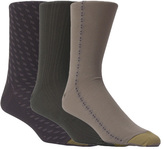 Gold Toe Men's Rayon Bamboo Fashion Pack 2056S (12 Pairs)