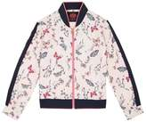 Juicy Couture Butterfly Garden Track Jacket