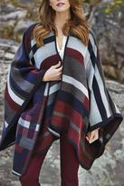 Tribal Winter Stripe Wrap