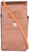 Louis Vuitton Vernis Greene Phone Bag