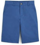 Vineyard Vines Boys' Solid Twill Shorts - Sizes 2-7