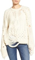 Zadig & Voltaire Kary Open Knit Sweater