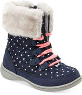 Carter's Mika Faux-Fur Snow Boots, Toddler & Little Girls (4.5-3)