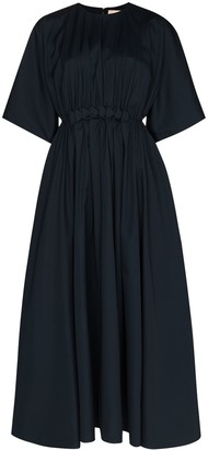 Roksanda Manu flared midi dress