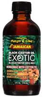 Jamaican Black Castor Oil Mongogo & Cotton Tea
