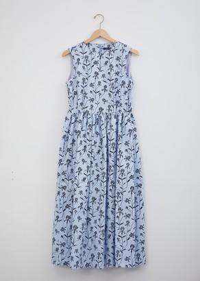 Sofie D'hoore Drissia dress Blue Flower