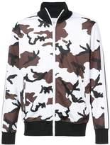 Palm Angels camouflage bomber jacket
