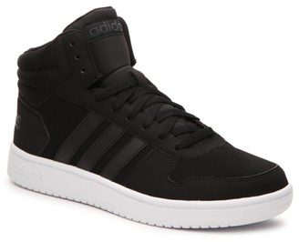adidas Hoops 2.0 Mid-Top Sneaker - Men's