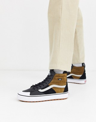 Vans SK8-Hi MTE 2.0 DX sneakers in brown