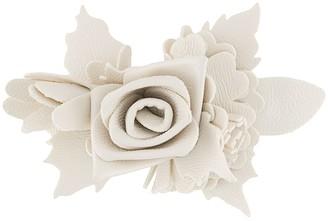 Philosophy di Lorenzo Serafini Large Flower Brooch