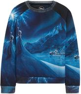 Little Eleven Paris Blue Frozen Elsa Sweatshirt