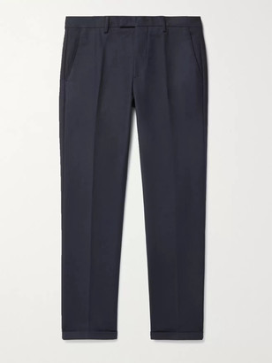 NN07 Scott 1386 Slim-Fit Tapered Stretch-Cotton Twill Chinos