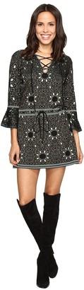 Rachel Zoe Women's Tenley Jacquard Dress