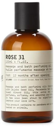 Le Labo Rose 31 Body Oil