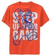 Super Mario Nintendo® Boys' Activewear T-Shirt - Orange