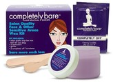 Completely Bare Face & Other Sensitive Areas Wax Kit - 3.o fl oz
