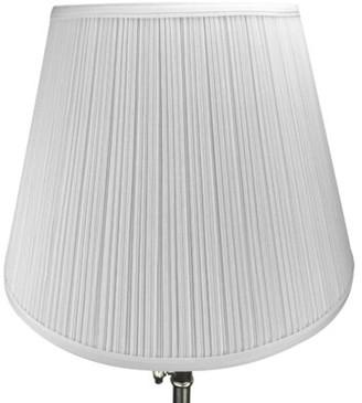 """Fenchel Shades 18"""" Linen Empire Lamp Shade"""