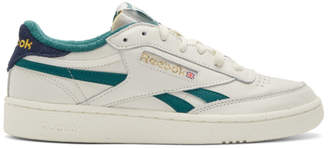 Off-White Reebok Classics Club C Revenge MU Sneakers
