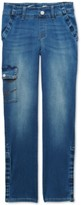 Seven7 Jeans Seated Adaptive Straight-Leg Jeans
