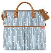 Skip Hop Infant 'Duo - Special Edition' Diaper Bag - Blue