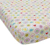 Lambs & Ivy Dena Happi Tree, Fitted Sheet by