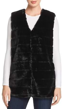 Echo Faux Fur Vest