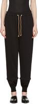 Nehera Black Jogging Lounge Pants