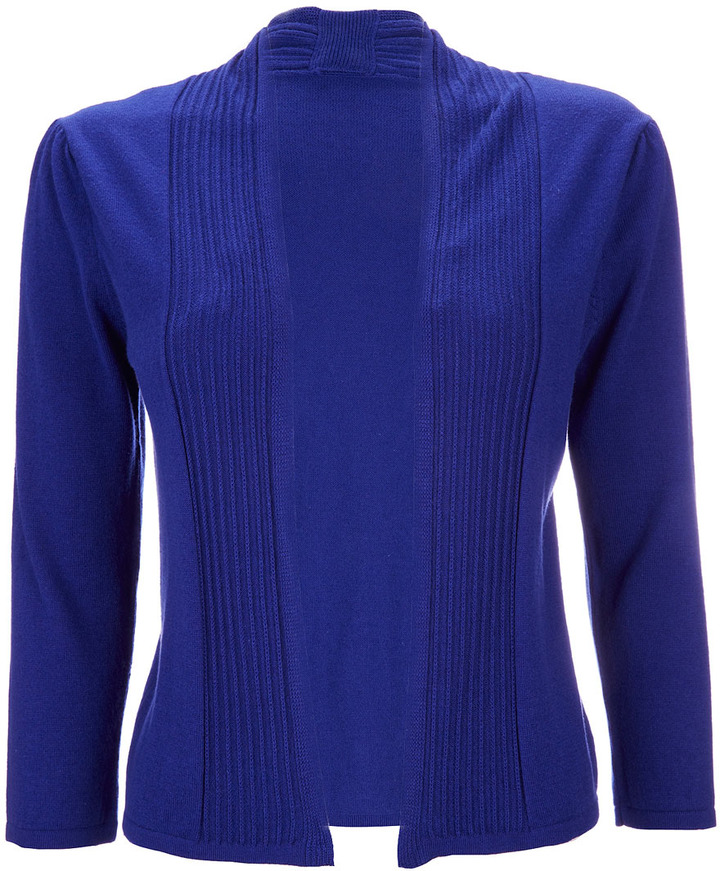 Wallis Blue Shrug