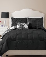Victoria Classics Chelsea Reversible 5-Piece Full/Queen Comforter Set