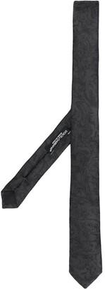 Dolce & Gabbana Jacquard Detail Tie