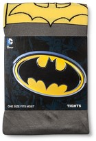 Batman Women's Tights - Grey One Size Fits Most