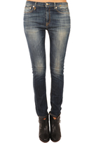 R 13 Slouch Skinny